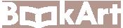 BookArt Logo White